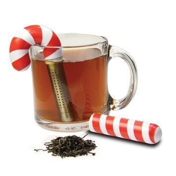 - Holiday Candy Cane Tea Infuser by DCI