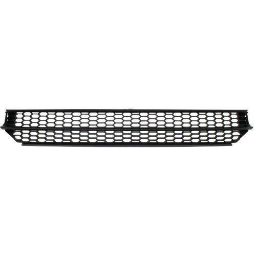 - Garage-Pro Front Bumper Grille for VOLKSWAGEN PASSAT 2012-2015 Gray Lower Outer