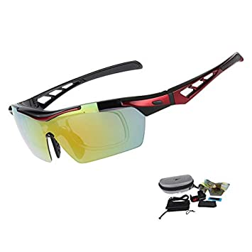DAYANGE Profesional Polarizado Ciclismo Gafas Bicicleta Gafas Deportes Al Aire Libre Gafas De Sol Conducción Pesca