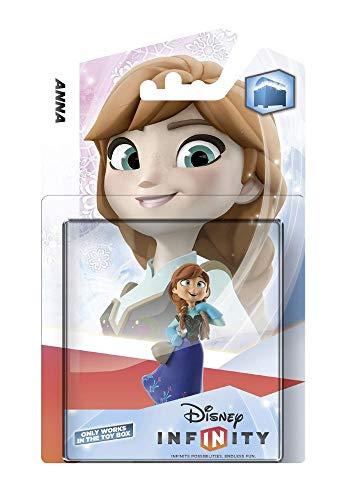 Disney Infinity Character - Anna (Xbox 360/PS3/Nintendo Wii/Wii U/3DS) (Game Wii Frozen U)
