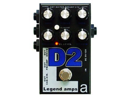 AMT Electronics [エイエムティーエレクトロニクス] D2 B0087B9FCS