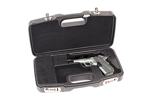 Negrini Cases 2018R/5126 Dedicated 1911 Handgun Case, Black/Black