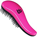 Detangling Hair Brush, Best Detangler Comb for Women, Men & Children, Pink, By Beauty Bon …