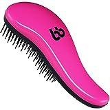 Detangling Hair Brush, Best Detangler Comb for Women, Men & Children, Pink, By Beauty Bon …