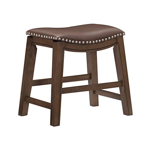 Homelegance Ordway Dining Height Bar Stool, 20