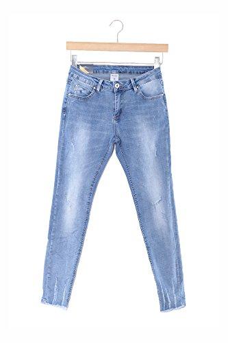 Jeans mujer 1 Cg006 Abbino Transici para Girl 58q0cwI