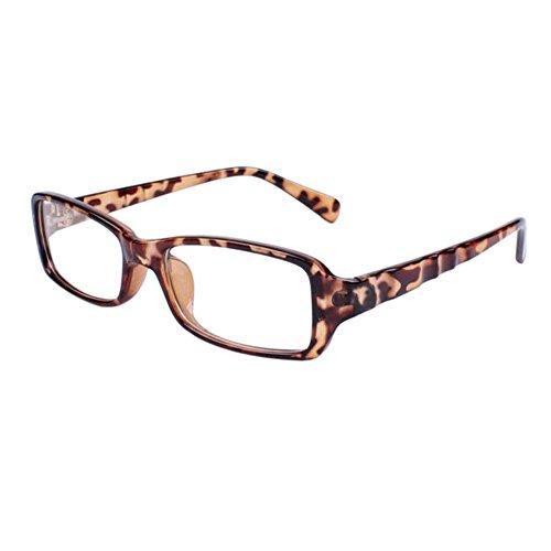 Anti Lente Hombre Claro Mujer Previniendo Gafas Anti radiación Anti ojos Leopardo azul Computadora Gafas los luz Xinvision Moda fatiga g0Yw1