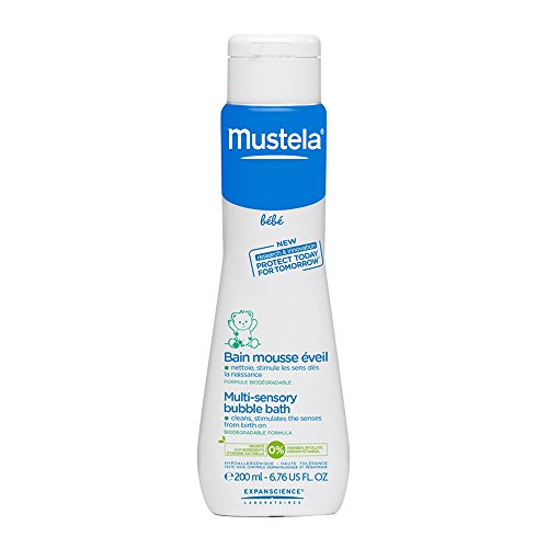 Mustela Multi Sensory Natural Perseose Tear Free