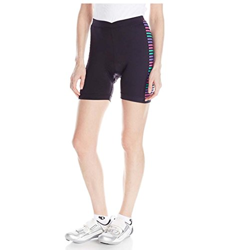 ZOIC Women's Smooth Operator Shorts, X-Large, Black Stripe
