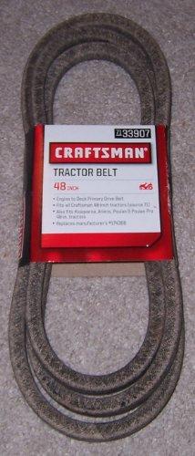 Primary Deck Belt - Craftsman Engine to Deck Primary Drive Belt 174368