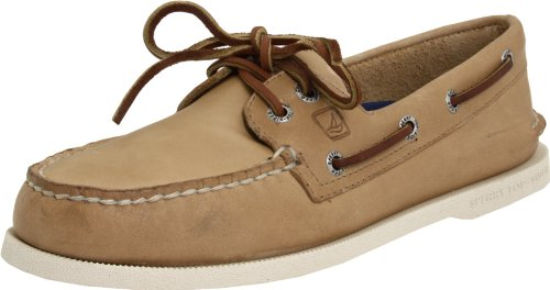 A occhielli uomo Oxford Sperry mocassini da Sider Beiges Top O a modello due YnzEH