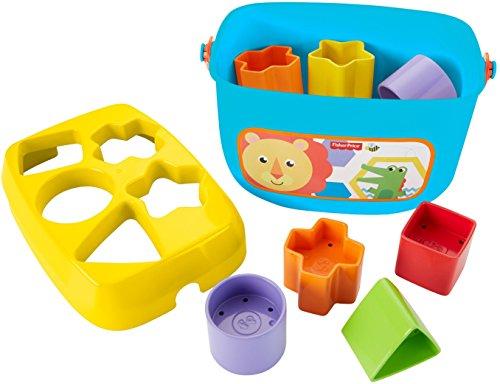 41SwTUkqj%2BL - Fisher-Price Baby's First Blocks Playset