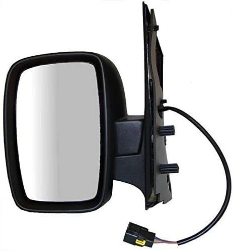 Elettrico - Termico 7445610080029 Derb Specchio Specchietto Retrovisore Sx Sinistro - Calotta Nera Lato Guida