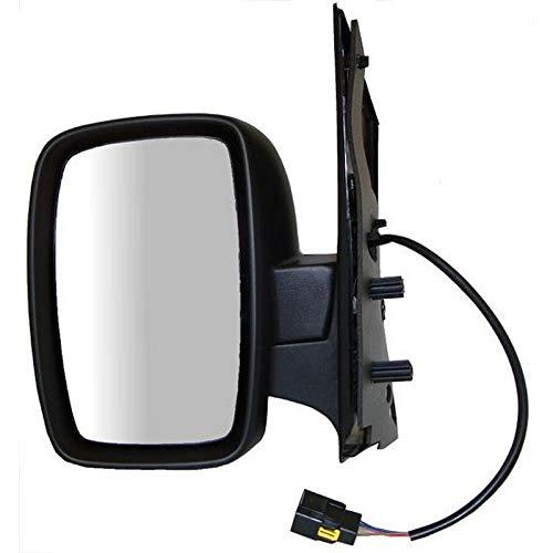 Elettrico - Termico - Calotta Nera 7445610080012 Derb Specchio Specchietto Retrovisore Dx Destro Lato Passeggero