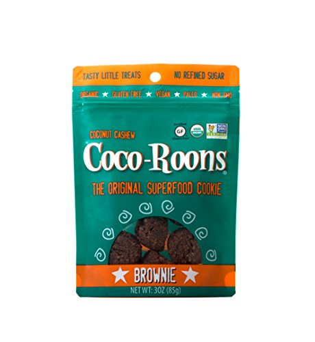 Coco-Roons Original Gluten Free Superfood Cookie