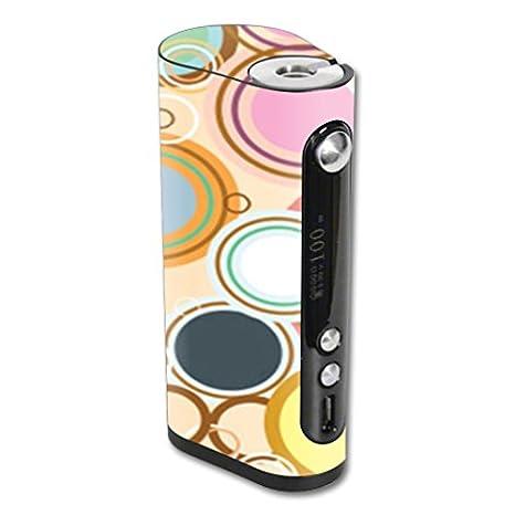 Skin decal wrap for vape forward vapor flask stout 100w tc mod skins sticker vape bubble gum amazon ca health personal care