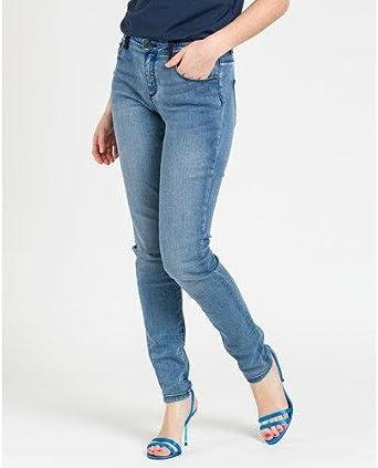 Naf Naf Jeans Naf Naf skinny Bleu électrique Skinny Normale