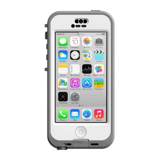 観察泣く謝る【日本正規代理店品?保証付】【LifeProof】iPhone 5c nuud Case White ホワイト350837