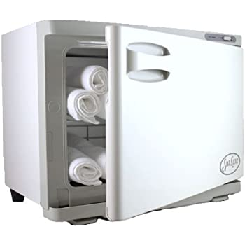 Amazon Com Beauty Pro Hot Towel Steamer Kit Beauty