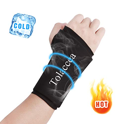 wrist ice compression sleeve