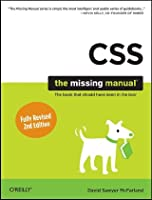 CSS: The Missing Manual, 2nd Edition Front Cover
