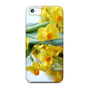 XJE25184StkR FutureStarCase A Bouquet Of Daffodils Feeling Iphone 5c On Your Style Birthday Gift Cover Case