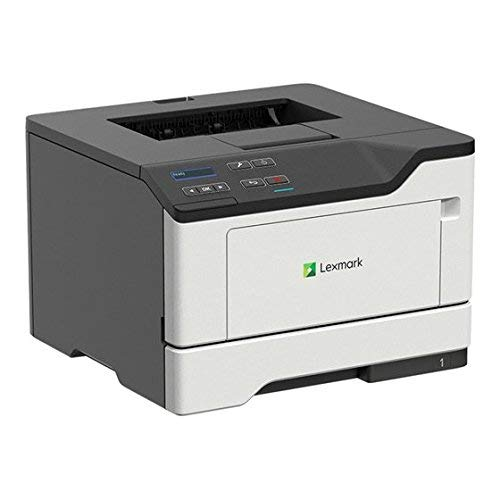 Lexmark B2338dw Monochrome Laser Printer Offers Duplex, Two-Sided Printing, Enhanced Security with Wireless & Ethernet Network Capability All in a Compact Machine (36SC120) (Renewed)