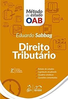 Série Método de Estudo Oab - Direito Tributário por [Sabbag, Eduardo]