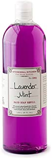 product image for Stonewall Kitchen Lavender Mint Hand Soap Refill, 35 Ounces