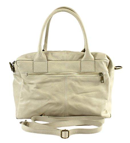 Oh Mano A Bag Beige Borsa Donna My TwTCU0