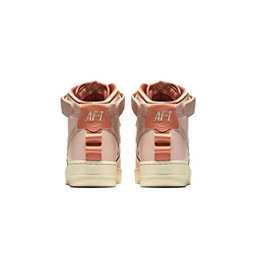 De Beige Af1 Beige particle 200 Ut Femme W Nike particle beige Chaussures Fitness Hi Multicolore XZqpB