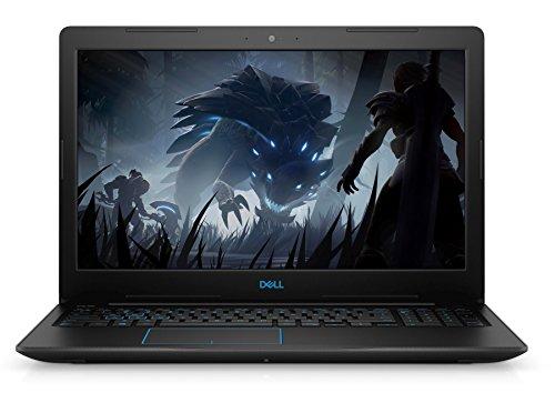 Dell G3 15 3000 15.6 Inch FHD Gaming Laptop (Black) Intel Core i7-8750H Processor, 8 GB RAM, 128 GB SSD, 1 TB HDD…