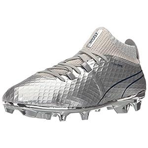 PUMA Kids ONE Chrome FG Jr Soccer Shoe