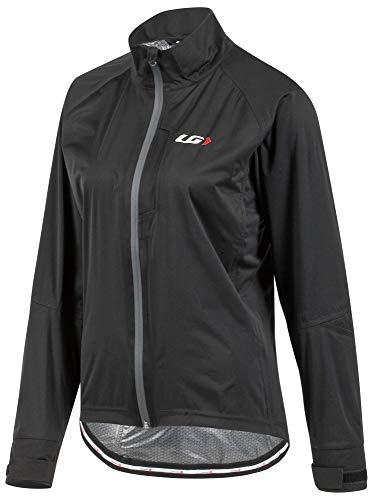 Louis Garneau Women's Commit WP Bike Jacket, Black, XX-Large