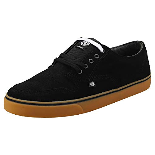 Topaz Uomo C3 Nero Basse Element Marrone Sneaker Iwq5d4xp