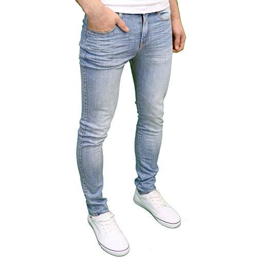 Lightwash Uomo Skinny Colori Di In 4 Fit 526jeanswear Design Jeans Da Disponibili Marca FYPZ7E
