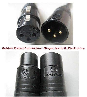 FidgetFidget CANARE L-2T2S 3pin Male/Female Balanced XLR Audio/Mic Cable