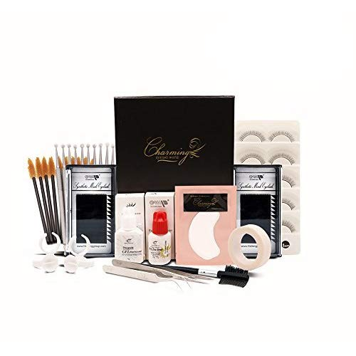 Lash Artist Starter Kit/Individual Eyelash Extension Trainning/Beginning kit