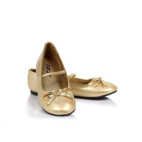 Ellie Shoes 0 Heel Ballet Slipper Childrens. Xs Gldp