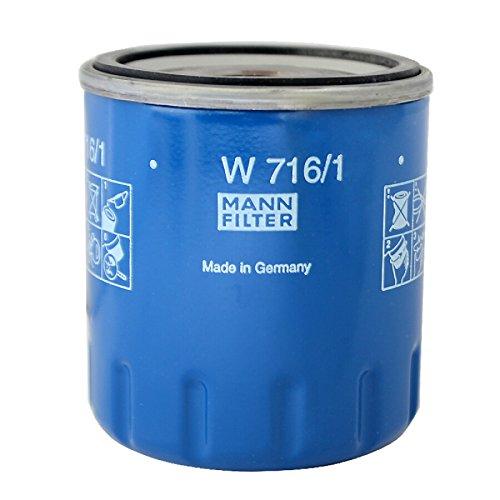 MANN OIL FILTER W716//1 206 307 406 607C4 C5