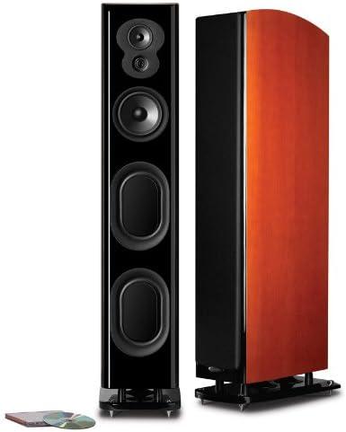 Polk Audio LSiM705 Cereza Altavoz - Altavoces (1.0 Canales, Alámbrico, Terminal, 22-40000 Hz, 8 Ω, Cereza): Amazon.es: Electrónica