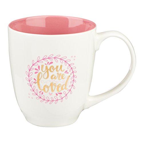 Christian Art Gifts Mug-You Are Loved w/Gift Box (12 Oz)
