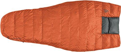 Sierra Designs Backcountry Quilt 600F 2-Season DriDown Sleeping Bag