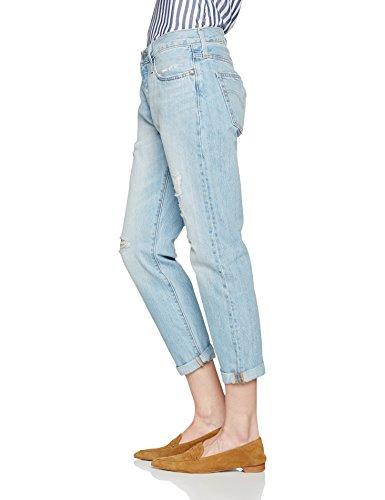 Indigo turbulent Blu Jeans Tapered Donna 501 Levi's vxpZUq0Z