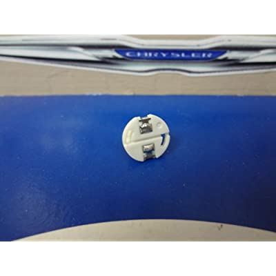 Mopar Heater and A/C Control Bulb - 5013815AA: Automotive