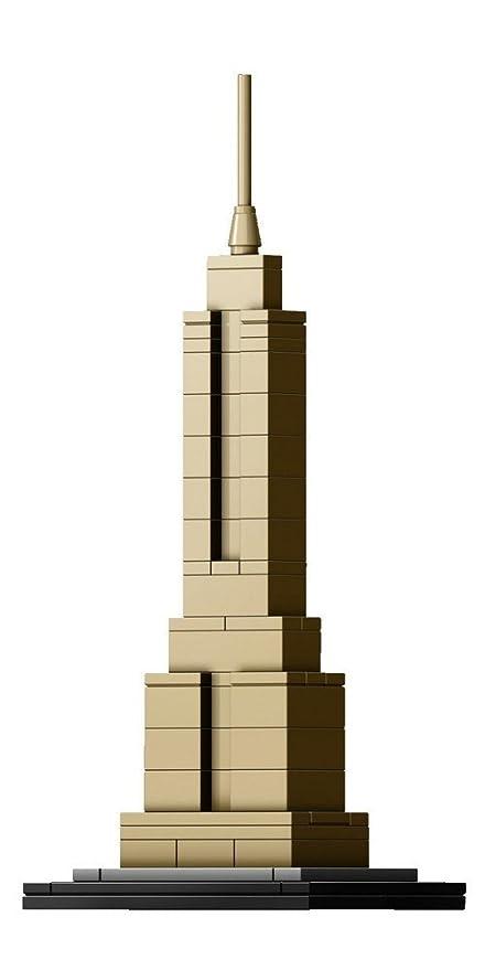 amazon com lego architecture empire state building 21002 toys