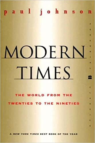 Amazon modern times revised edition the world from the amazon modern times revised edition the world from the twenties to the nineties ebook paul johnson kindle store fandeluxe Choice Image