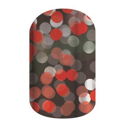 Jamberry Nail Wraps: Tannenbaum (FULL SHEET) (2019 Jamberry Christmas)