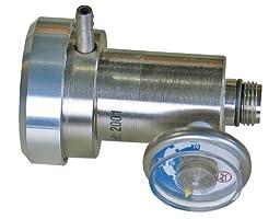 BW Technologies REG-DF-1 Demand Flow Regulator, For Disposable Cylinder