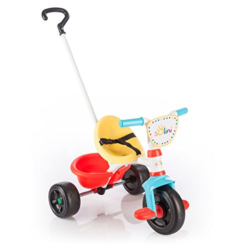 SOLINI Dreirad Fahrzeug, mehrfarbig